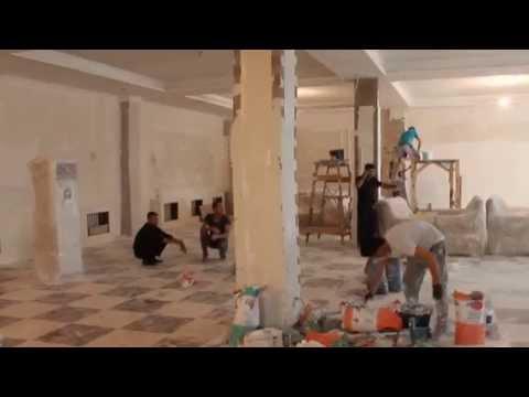 Астана ремонт ресторанов