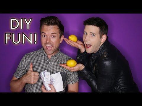 DIY Gender Reveal Project + Week 14 Update! - Gay Dads Twins IVF Surrogacy Journey /// McHusbands