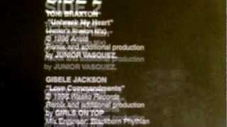 Toni Braxton - Un-Break My Heart (Junior
