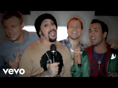 Backstreet Boys - Bigger