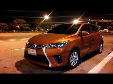 Toyota Yaris 1.2G - Clip01