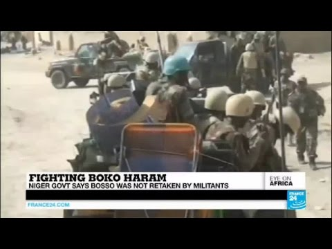 Fighting Boko Haram: Islamist group retake Niger's city of Bosso