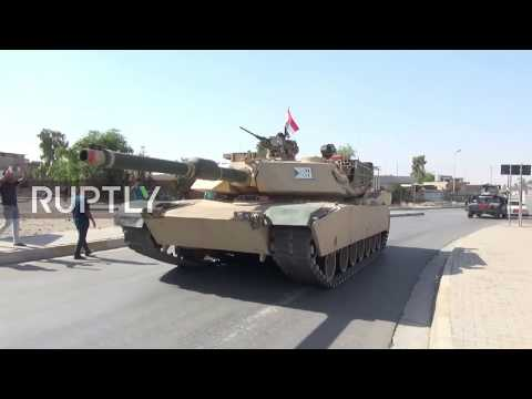 Iraq: Iraqi forces enter Kirkuk as Baghdad-Kurdistan tensions soar