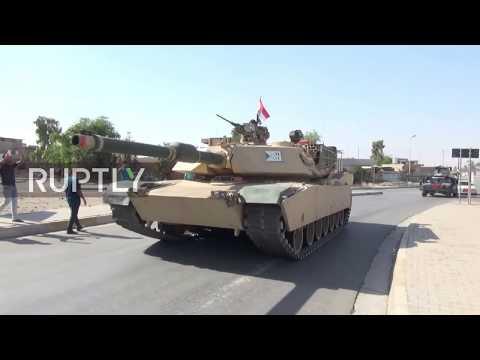 Iraq: Iraqi forces enter Kirkuk as Baghdad-Kurdistan tensions soar