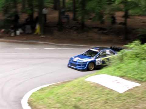 Ústecká 21 2010 - Michael Jelinek - Subaru Impreza...