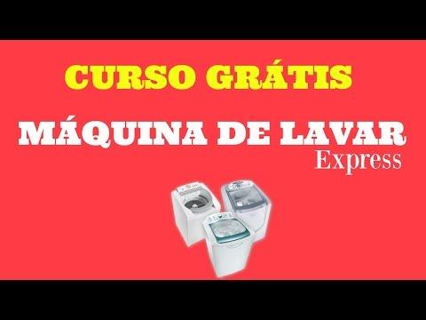Curso de Máquina de Lavar Roupas Grátis - aula 01