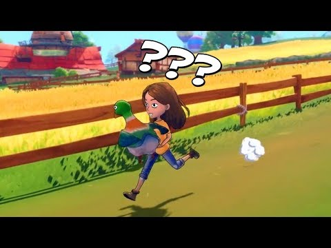 illegal animal adoption in my time in portia