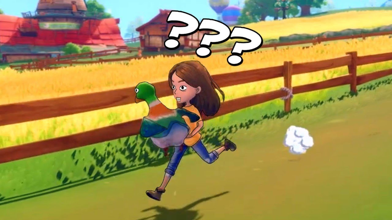 Illegal Animal Adoption In My Time In Portia Youtube