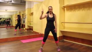 Come si fa il V Step: Esercizio di riscaldamento per le gambe; come farlo a casa