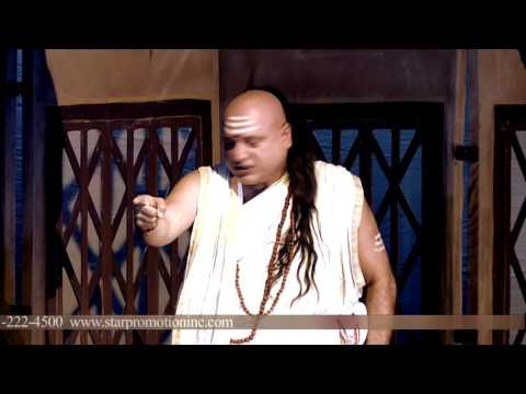 'CHANAKYA'  with Manoj Joshi Extended 2 Minute Promo