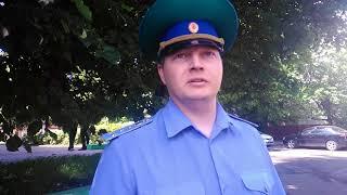 ВАИ разгоняла гражданские машины в центре Брянска