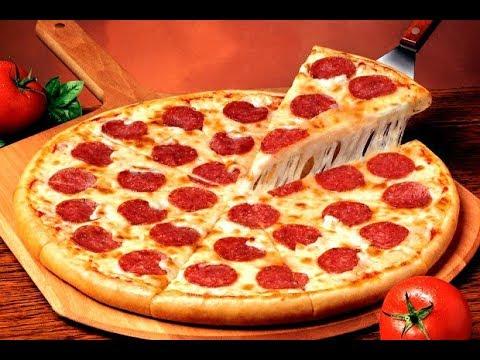 Make Your Own: Pepperoni Pizza – Ăn Pizza Xúc Xích Ý và Tất Cả Các Loại Pizza Ngon
