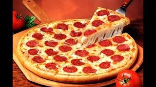 Make Your Own: Pepperoni Pizza - Ăn Pizza Xúc Xích Ý và Tất Cả Các Loại Pizza Ngon