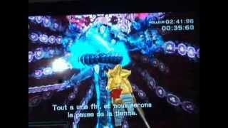 """Sonic  et le chevalier noire  : le boss """" LA REINE NOIRE"""