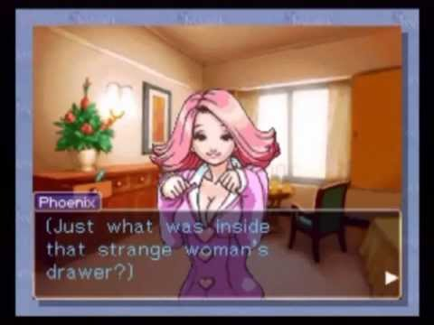 Phoenix Wright: Ace Attorney - Part 2: Technology Has Gone D