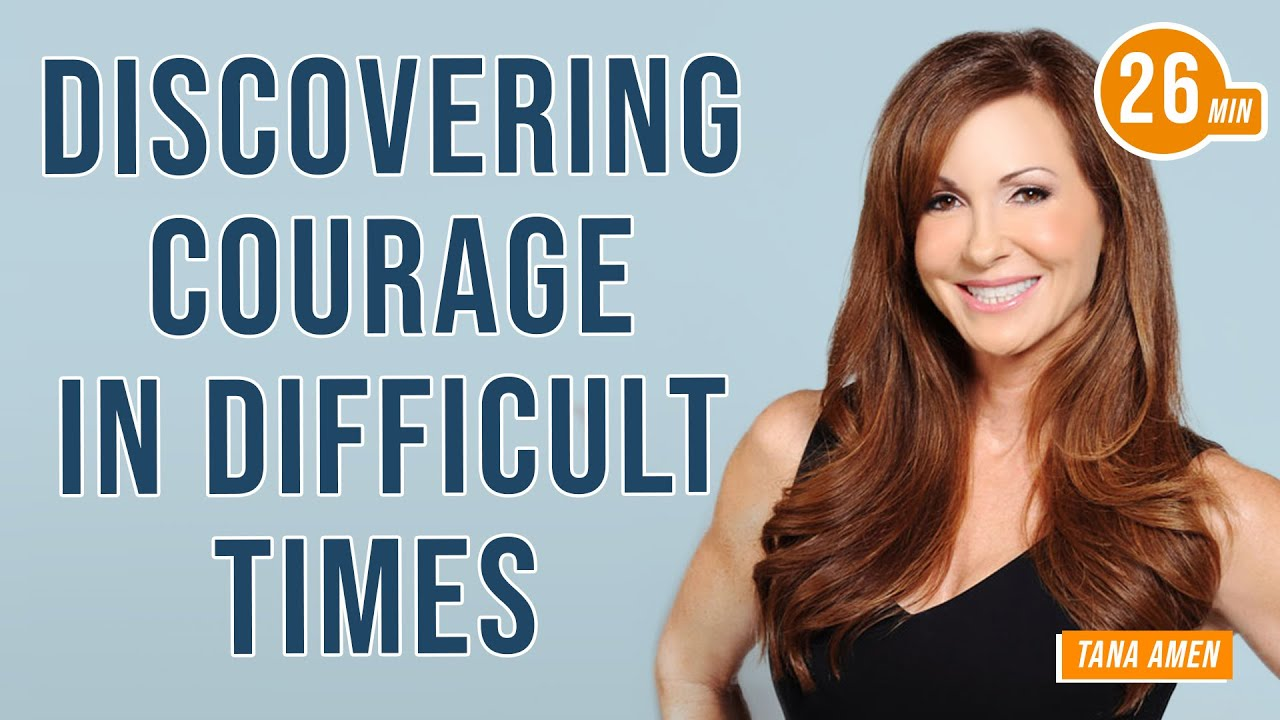 Discovering Courage in Difficult Times with Tana Amen & Jim Kwik