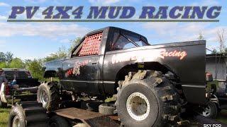 trucks mud bogging
