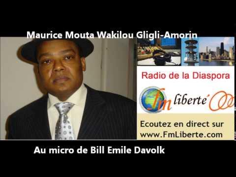 Maurice Gligli Amorin: «Seule la rue chassera le dictateur Faure Gnassingbe. Pas un dialogue»