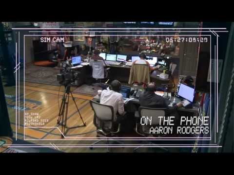 Aaron Rodgers on The Dan Patrick Show (Full Interview) 10/14/14
