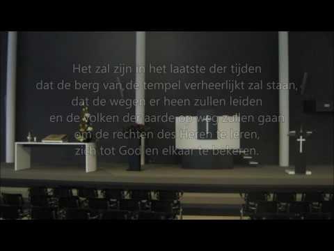 Gezang 447 (Nieuwe Liedboek), gezang 23 (LvdK) Samenzang