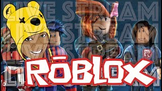 Roblox mit #OfficialBuddies Live-Stream