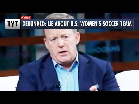EXPOSED: Conservative Lies on U.S. Women's Soccer Team