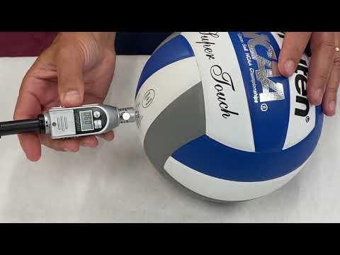 Molten Digital Air Pressure Gauge & Ball Pump