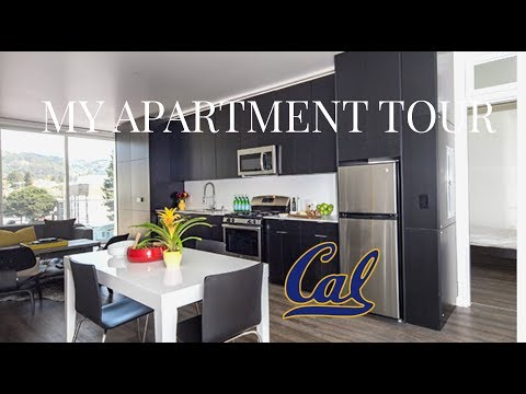 COLLEGE APARTMENT & ROOM TOUR | UC Berkeley Housing