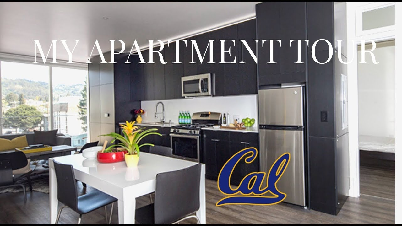 COLLEGE APARTMENT & ROOM TOUR | UC Berkeley Housing - YouTube