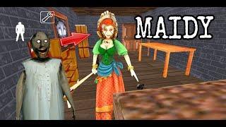 Granny kembali muda - MAIDY Escape horror game full gameplay