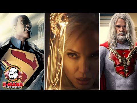 A Black Superman? | New Marvel Titles | Jupiter's Legacy
