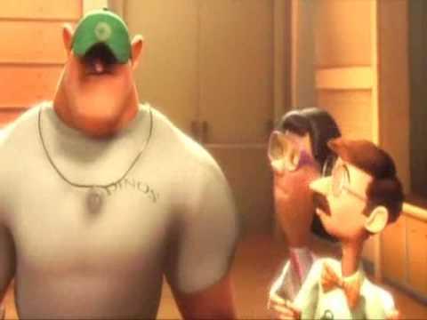 meet the robinsons gym teacher