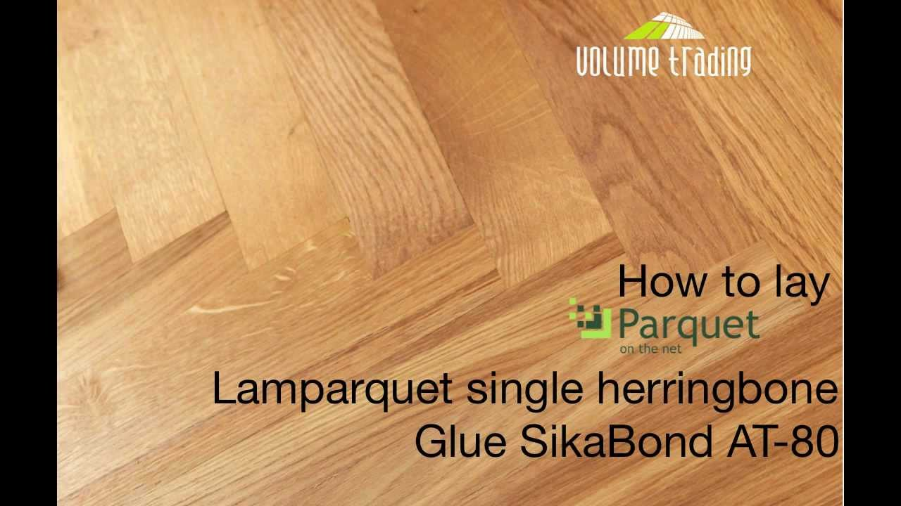 How To Lay Parquet On The Net YouTube - Parkour flooring