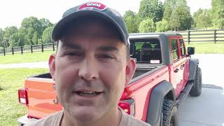 Things I Dislike About My Jeep Gladiator