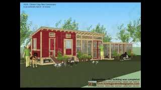 M104 - Chicken Coop Plans Construction - Chicken Coop Design - How To Build A Chicken Coop