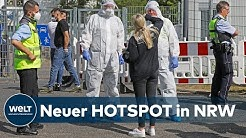 SANKT AUGUSTIN: 130 Corona-Fälle in Flüchtlingsunterkunft bei Bonn nachgewiesen