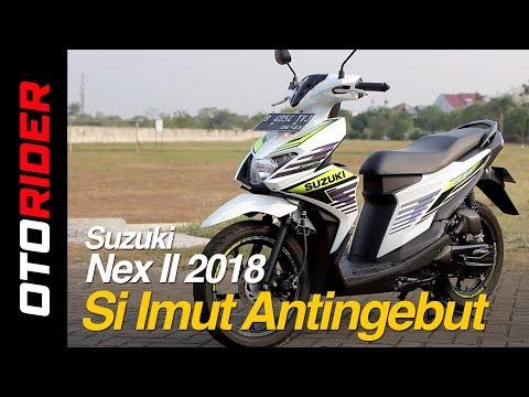 Suzuki Nex II Test Ride Review Indonesia | OtoRider