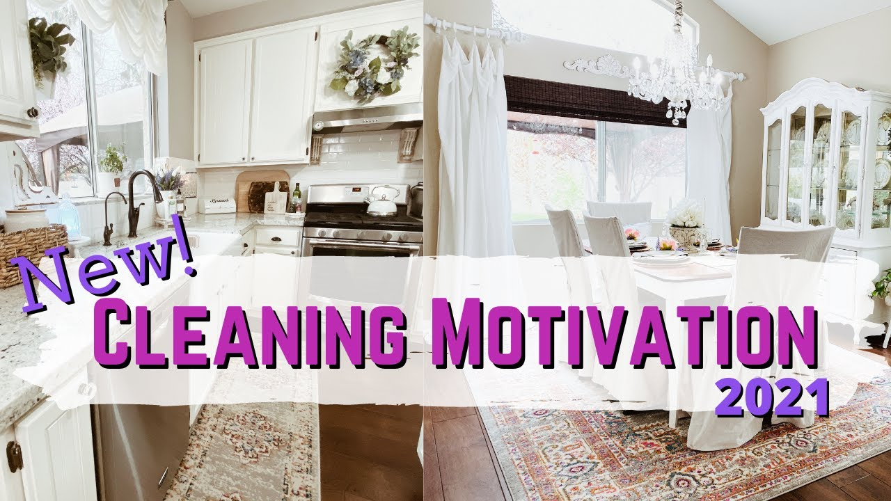 ✨NEW!✨CLEANING MOTIVATION 2021 | CLEAN WITH ME! | CLEAN + DECLUTTER + ORGANIZE! | Monica Rose