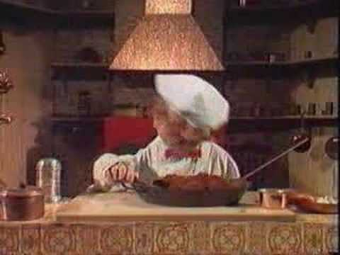 Swedish Chef - Meatballs