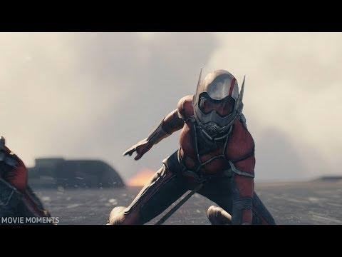 Хэнк Пим рассказывает о смерти Осы. Человек-муравей. Ant-Man (2015)