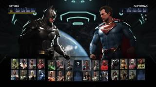 Injustice 2- Explaining Strength, Ability, Defense and Health