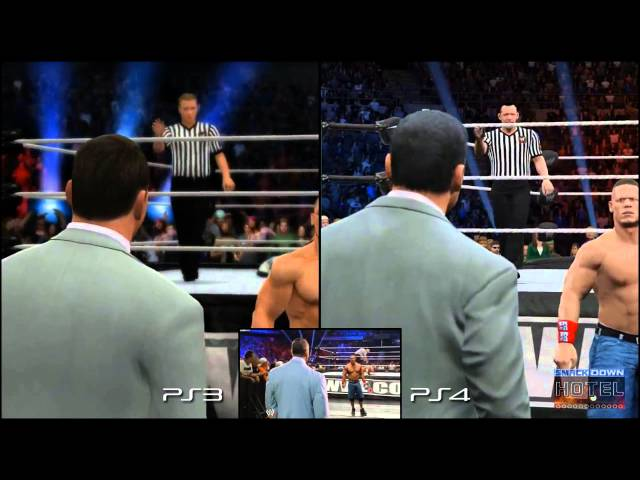 WWE 2K15 Update Review PS3