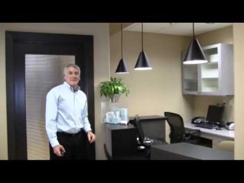 Dan Lensink MD Office Tour