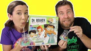 Dr Beaker Game - Shake It, Stir It, Solve It
