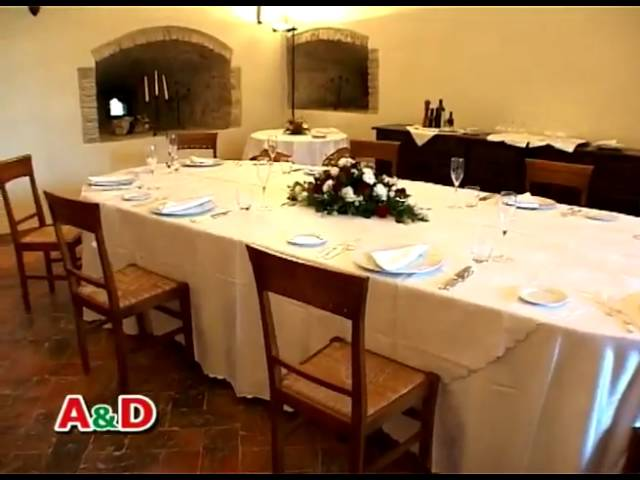 Musei del Cibo. Museo del Salame: C. Il ristorante