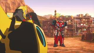 Transformers RID Season Finale Ending