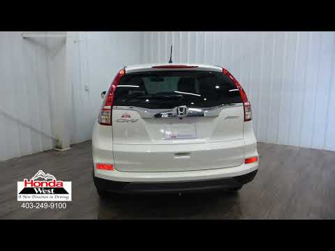 2016 Honda CR-V LX AWD - 19080308