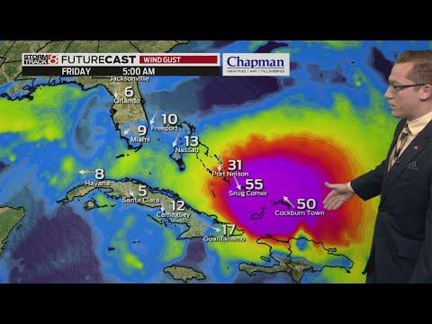 Hurricane Irma update from 24-Hour News 8