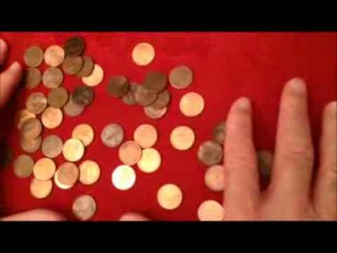 COIN ROLL HUNTING PENNIES!! LOTS OF INFO ON WHAT TO LOOK FOR, ERRORS, AND MORE