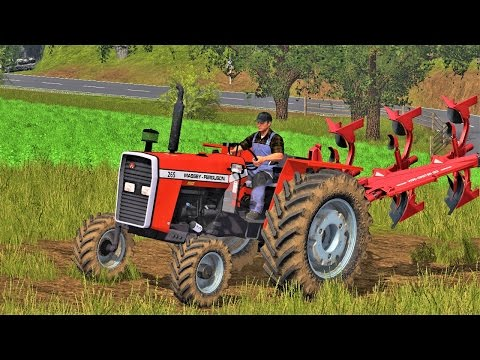 Farming Simulator 2017 | MASSEY FERGUSON 265 | Drumard Farm | Episode 10